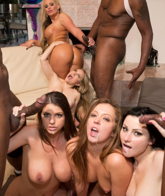 JulesJordan - Aiden Starr, Brooklyn Chase, Lexington Steele - More White Booty Than 3 Black Men Can Handle (FullHD/3.40GB)