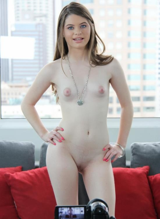 CastingCouch-X - Alice March - First Porno Casting (FullHD/3,73 Gb)