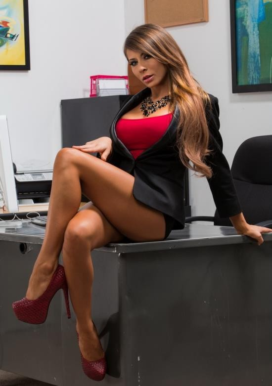 NaughtyOffice - Madison Ivy - Naughty Office (HD/720p/1.33 GB)