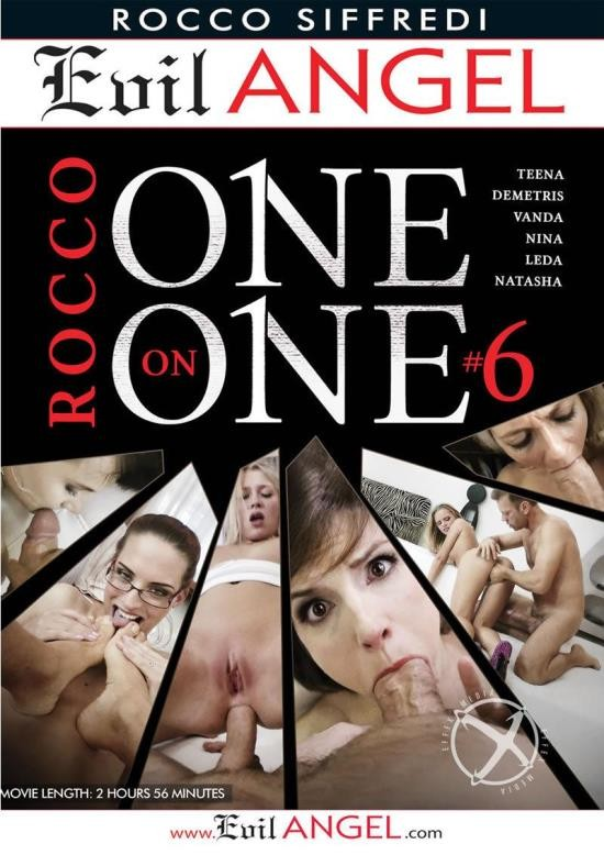 Rocco One On One 6 (DVDRip/1.49 GiB)