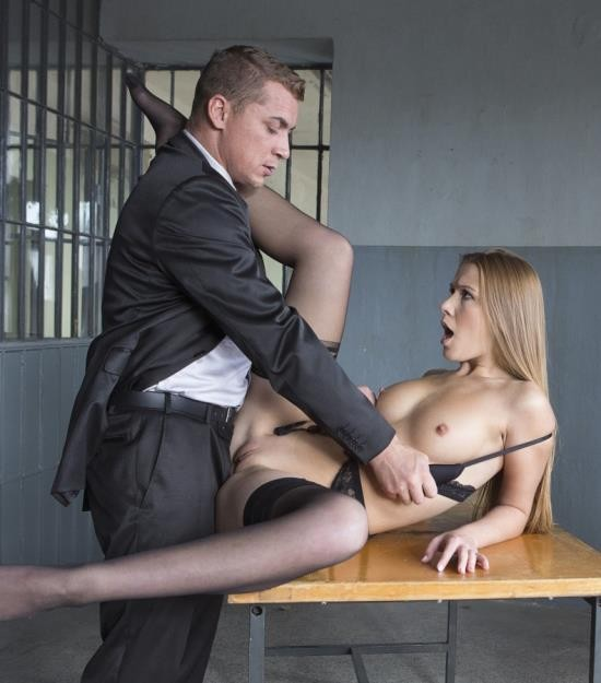 DorcelClub - Alexis Crystal, Anna Polina - Alexis Crystal, Prisoner And Offered To An Old Man (FullHD/420 MiB)