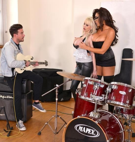 DDFBusty/DDFNetwork - Sandra Star, Ava Koxxx - Rhythmic Exercises - Two Busty Babes Get Fucked By Music Teacher (FullHD/1.54 GiB)