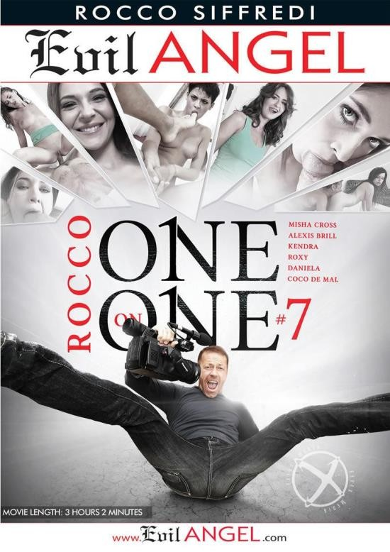 Rocco One On One 7 (DVDRip/1.56 GiB)