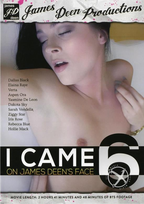 I Came On James Deen's Face 6 (DVDRip/1.08 GiB)