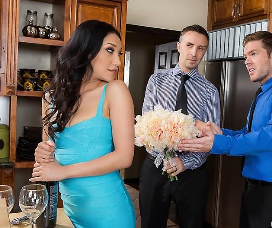 RealWifeStories/BraZZers - Vicki Chase - The Perfect Hostess (FullHD/2.64 GiB)