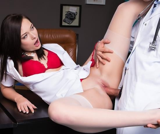 DorcelClub - Anna Siline - Anna Siline chief doctors very private nurse (FullHD/319 MiB)