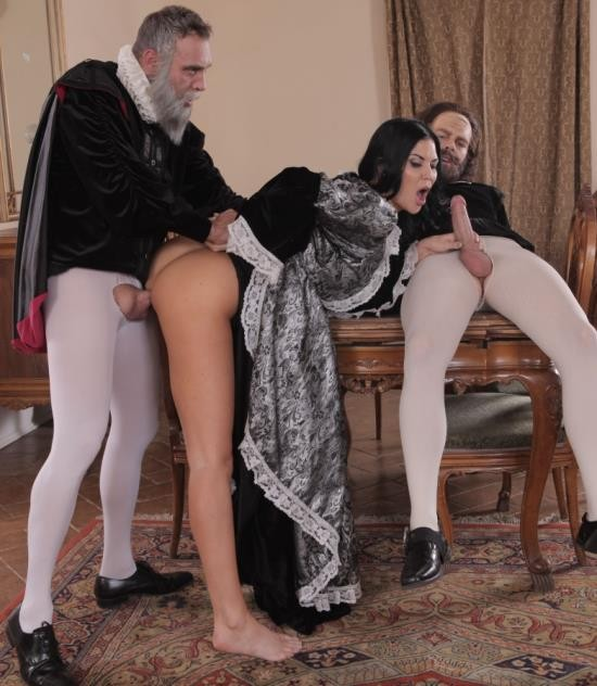 SpoofPorn/CumLouder - Jasmine Jae - Shakespeare and Cervantes, Anal or not Anal? (HD/1.53 GiB)
