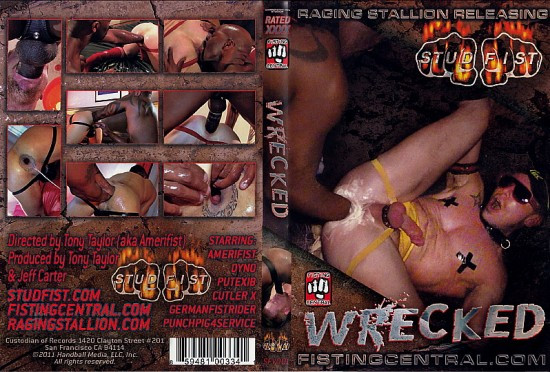 Raging Stallion Studios – Wrecked (2011)