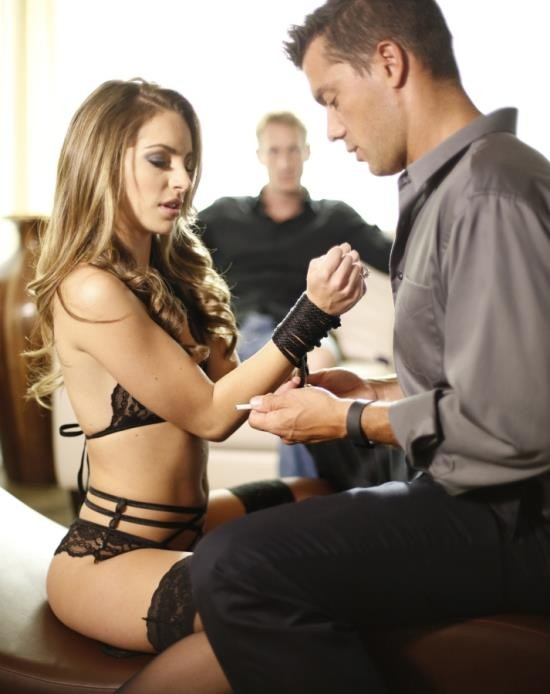 NewSensations - Kimmy Granger - Hotwife Kimmy Granger Gets Tied Up and Screwed (FullHD/2.68 GiB)