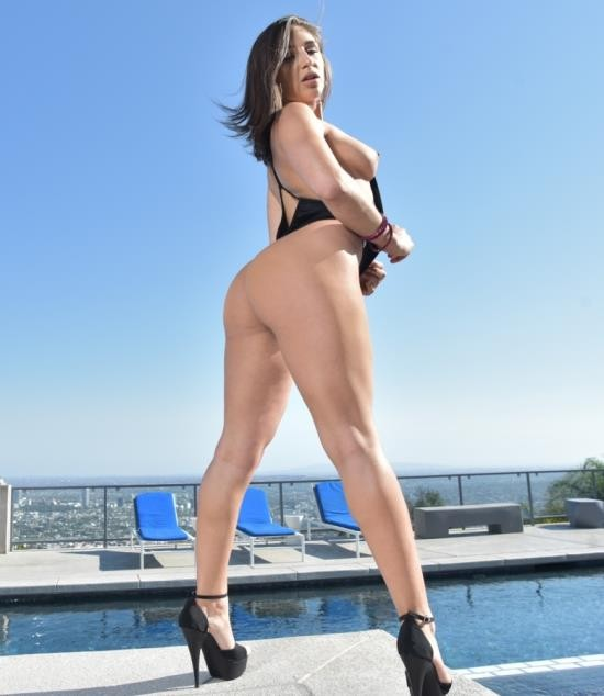HardX - Abella Danger - Epic Anal Ass (HD/913 MiB)