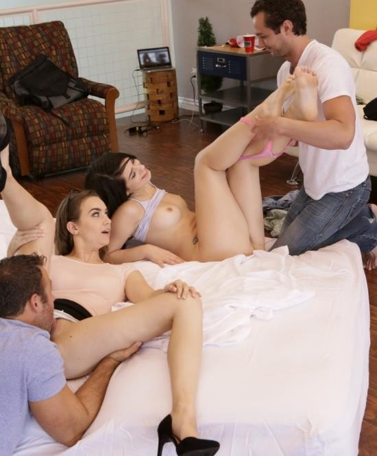 TeacherFucksTeens - Joseline Kelly, Tali Dova - Students Caught By Teacher (FullHD/1.73 GiB)
