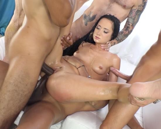 LegalPorno - Angie Moon - Total Anal Destruction With DP, DAP And Triple Penetration RS271 (HD/2.05 GB)