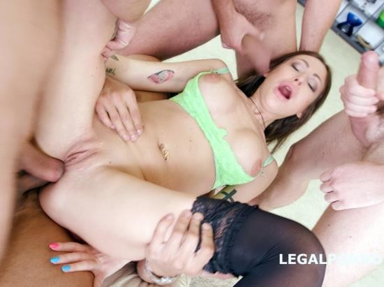 LegalPorno - Bony Clyde - Hot Milf Bony Clyde Welcome In Porn With DP/DAP/Ball Deep Anal This One Likes To Fuck GIO276 (HD/1.76 GB)