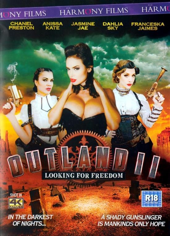 Outland 2: Looking For Freedom (DVDRip/988 MiB)