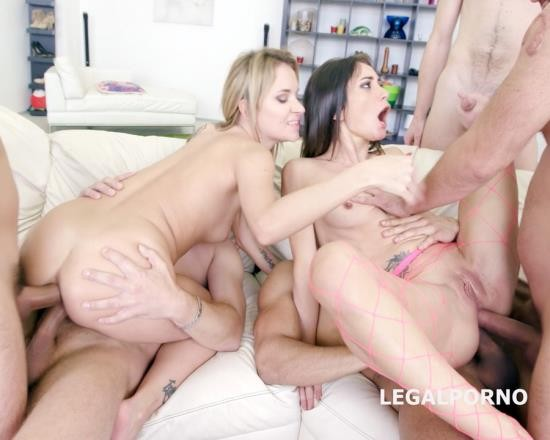 LegalPorno - Angel Piaff, Valentina Bianco - Double Addicted With Triple Anal/Anal Fisting. Valentina Bianco And Angel Piaff DP/DAP/TAP/Gapes GIO287 (HD/1.63 GB)