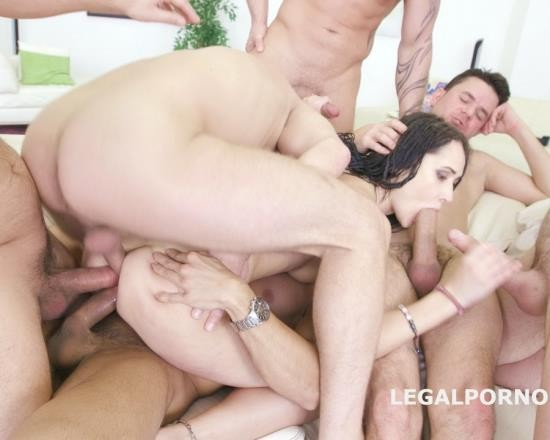 LegalPorno - Angie Moon - 7 On 1 Facialized Angie Moon GangBang With Anal/DAP/TAP/Ball Deep/Monster Prolapse/Farts. She Gets It Deep GIO297 (FullHD/3.96 GB)