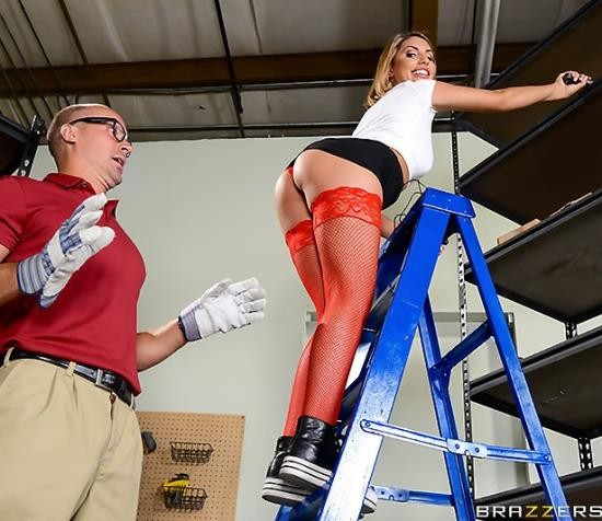 BigTitsAtWork/BraZZers - August Ames - ReStockings (FullHD/2.67 GiB)