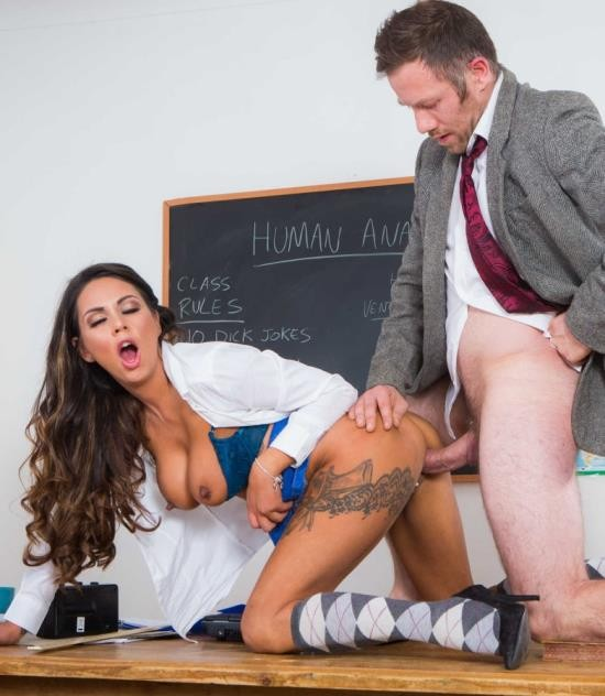BigTitsAtSchool/BraZZers - Roxxy Lea - Learning The Hard Way (FullHD/2.86 GiB)