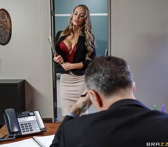BigTitsAtWork/BraZZers - Nicole Aniston - Nicoles Work Is Never Done (HD/2.10 GiB)