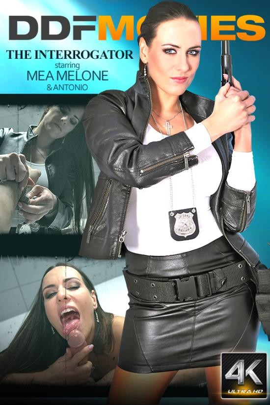 OnlyBlowJob/DDFNetwork - Mea Melone - Police Interrogation Sucks: Hot Babe Swallows Massive Dick! (FullHD/1.30 GiB)