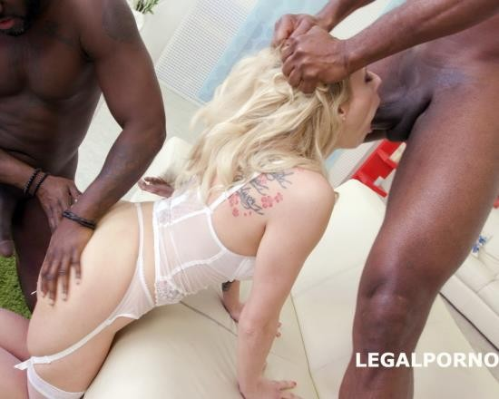 LegalPorno - Brittany Love - Black Busters Barbarian Edition 6 On 1 Brittany Love Total Destruction With Ball Deep Anal/DAP/Manhandle/Dt/Double Bj GIO318 (HD/1.59 GB)