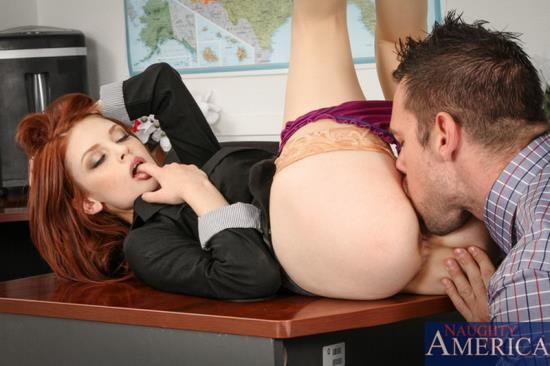 NaughtyOffice - Bree Daniels, Johnny Castle - Naughty Office (HD/720p/1.22 GB)
