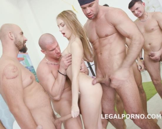 LegalPorno - Kira Thorn - 7 On 1 Double Anal GangBang With Kira Thorn DP/DAP/TP/6 Swallow /1 Great Facial. She Likes And She Wants More GIO307 (HD/1.53 GB)