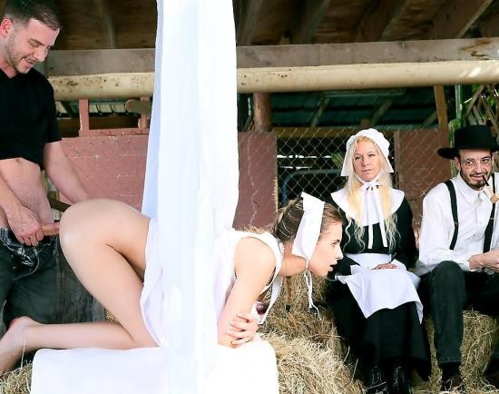 DigitalPlayground - Jillian Janson - Amish Girls Go Anal Part 1: Time To Breed (HD/796 MiB)