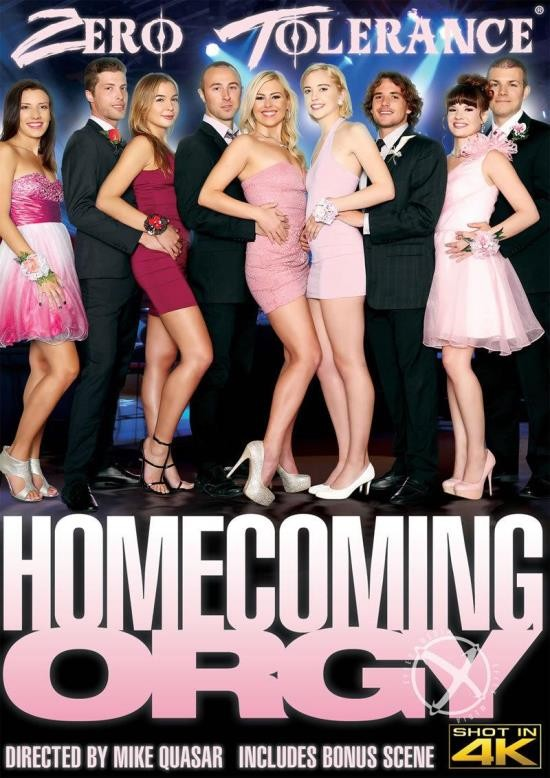 Homecoming Orgy (DVDRip/1.05 GiB)