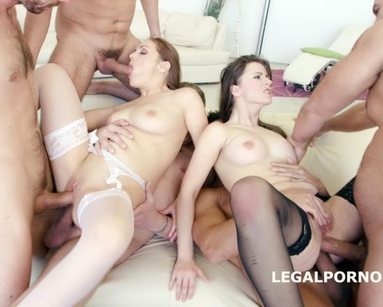 LegalPorno - Dominica Phoenix, Gabriella - Double Addicted With Gabriella Lati And Dominica Phoenix GIO319 (HD/1.63 GB)