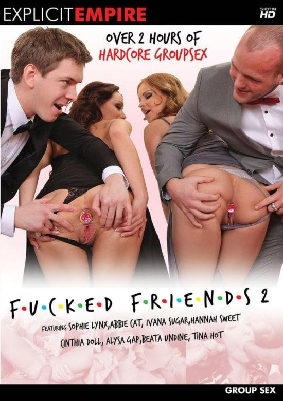 Fucked Friends 2 (DVDRip/1.31 GiB)