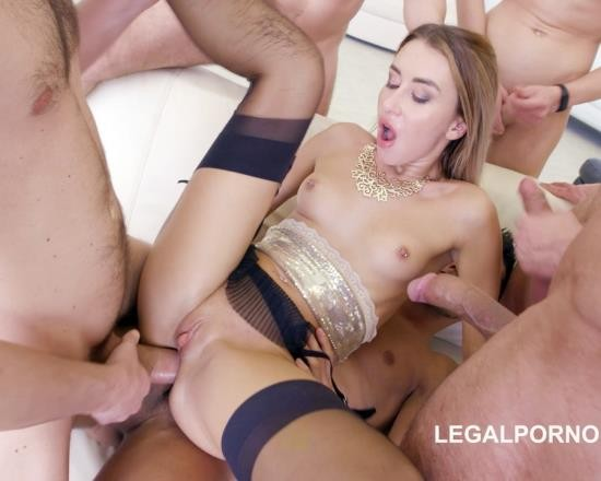 LegalPorno - Katrin Tequila - 7 On 1 Double Anal GangBang With Katrin Tequila GIO336 (HD/1.57 GB)
