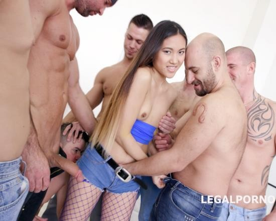 LegalPorno - May Thai - 7 On 1 Double Anal Gang Bang GIO335 (HD/1.68 GB)