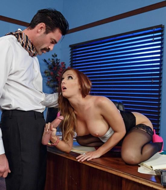 BigTitsAtWork/BraZZers - Dani Jensen - Underpaid, Overworked, And Completely Fucked (FullHD/3.22 GiB)