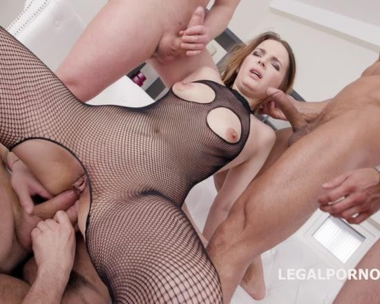 LegalPorno - Jessica Spielberg - Welcome In Porn With DAP Jessica Spielberg Gets 2 Dicks In Her Ass GIO354 (FullHD/4.26 GB)