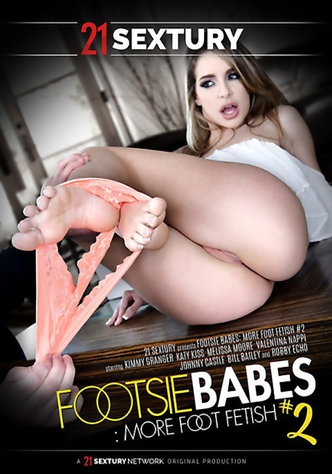 Footsie Babes: More Foot Fetish 2 (WEBRip/SD/1.65 GiB)