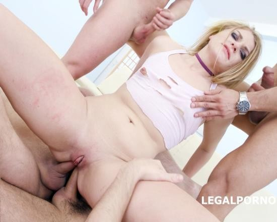 LegalPorno - Kira Ness - Welcome In Porn With Ball Deep DAP With Kira Ness GIO357 (HD/1.62 GB)
