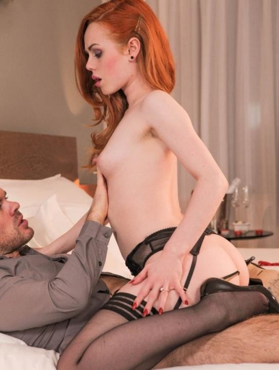 Private - Ella Hughes - Ella Hughes celebrates her engagement with a vaginal creampie (HD/662 MiB)