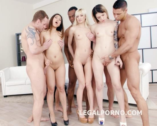 LegalPorno - May Thai, Lola Shine, Monika Wild - Some Kind Of Monsters Part 2 GIO352 (HD/1.85 GB)