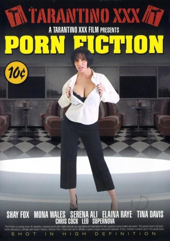 Porn Fiction (DVDRip/572 MiB)