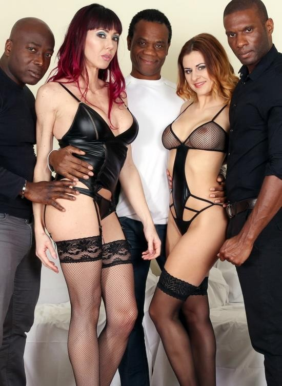 LegalPorno - Billy Star, Sofia - Sofia And Billie Star - Those Hot Sluts Love Anal Sex With Big Black Cocks IV064 (HD/2.10 GB)
