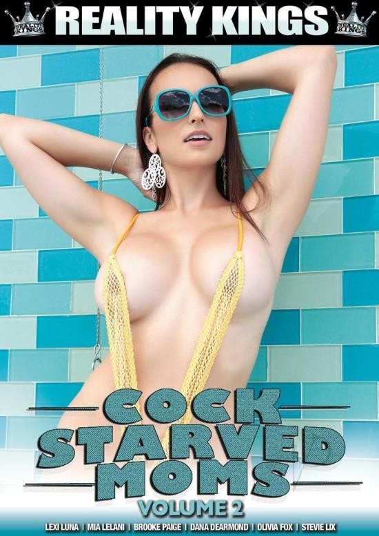 Cock Starved Moms 2 (DVDRip/1.61 GiB)