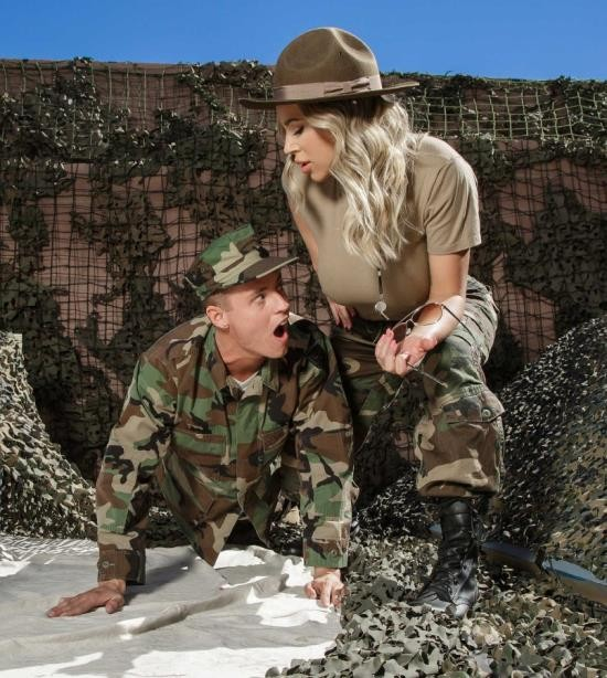 MilfsLikeItBig/BraZZers - Olivia Austin - The MILF In The Military (FullHD/2.81 GiB)