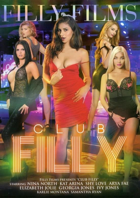 Club Filly (DVDRip/1.05 GiB)
