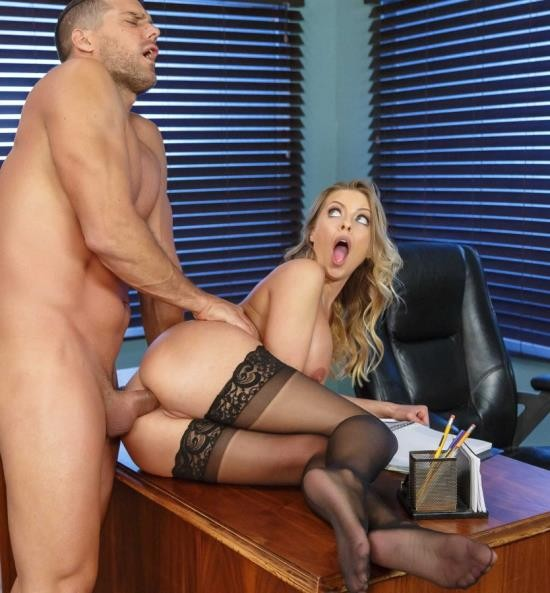 BigTitsAtWork/BraZZers - Britney Amber - Business Too Casual (FullHD/3.30 GiB)