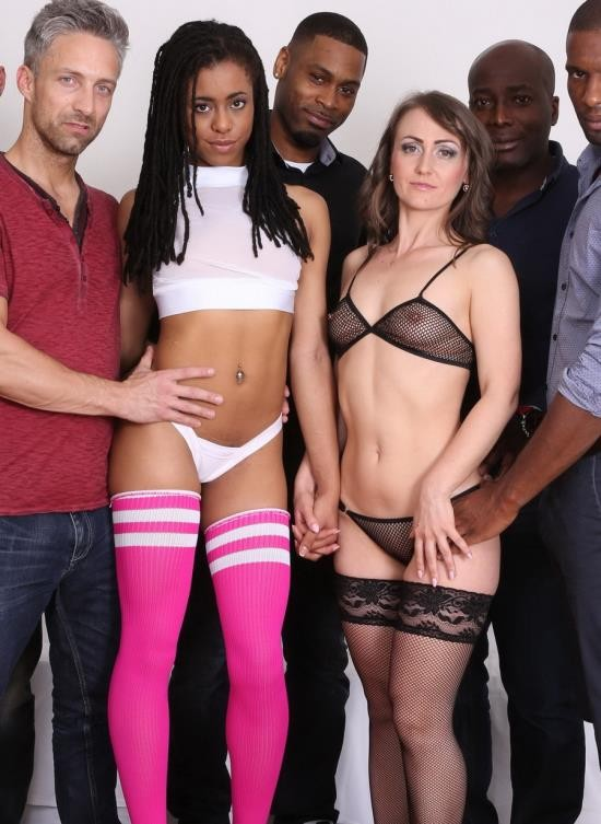 LegalPorno - Angel Karyna, Kira Noir - Oh My God Double Anal And Fisting Buffet. No Race, Just Sex Enjoyment Part 2 IV079 (HD/1.73 GB)