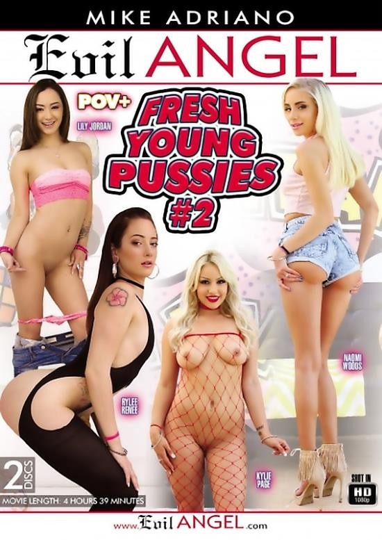 Fresh Young Pussies 2 (WEBRip/SD/3.89 GiB)