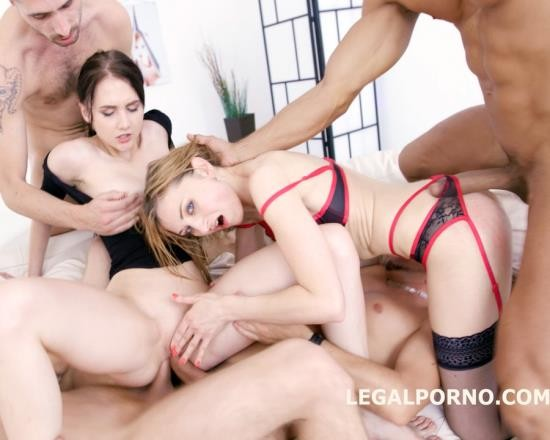 LegalPorno - Crystal Greenvelle, Luca Bella - Teens In Control - Crystal Greenvelle Over Luca Bella - Part 2 GIO401 (FullHD/4.53 GB)