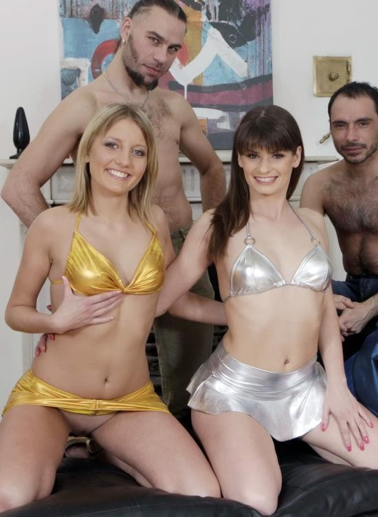 LegalPorno - Betty, Xenia - Betty And Xenia In Double Anal Foursome NR339 (FullHD/2.30 GB)