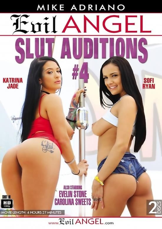 Slut Auditions 4 (WEBRip/SD/3.73 GiB)